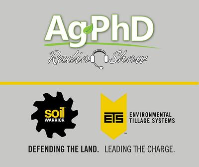 Ag PhD duo with ETS