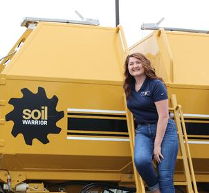Schmidt Soil Warrior