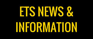 Latest ETS News & Information