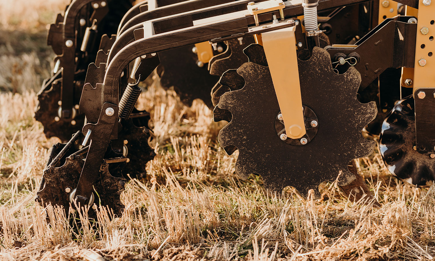 SoilWarrior Edge™ row unit